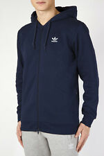 Adidas Originals Felpa Full Zip Con Cappuccio Fleece Trefoil  DN6013