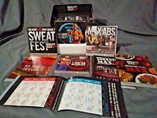 Beachbody Insanity Max:30 13 DVD Base Kit New Sealed w/Sweat Fest & Max Abs