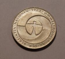 5 DM Deutsche Mark Deutschland Umweltkonferenz Vereinten Nationen 1982F (21)