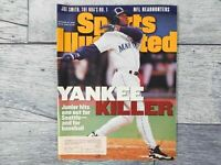 Sports Illustrated October 16, 1995 Ken Griffey Jr. Seattle Mariners Magazine