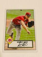 2021 Topps Baseball 1952 Topps Redux - Sonny Gray - Cincinnati Reds