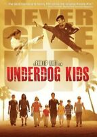 Underdog Kids (2015) Martial Arts Movie, DVD Fast Shipping, New Sealed