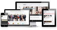 Webseite erstellen Responsiv Homepage Website Webdesign Joomla | 99€ SSL*