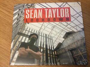 Cd  album - Sean Taylor  - Lockdown ( sealed)