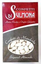 Confetti di Sulmona - Classico con Mandorla, Bianco - 1000 gr