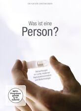 WAS IST EINE PERSON? - ENDER,CHRISTIAN   DVD NEU