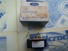 New Genuine Ford Escort Mk2 Transit, Cortina Mk5 Instrument Volt Regulator NOS
