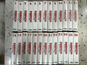 ERASE UNA VEZ EL HOMBRE SERIE MITICA DE TV VHS TAPE CINTA 26 VHS COLECCION UNICA