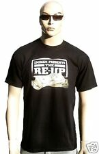 Official Bravado Merchandise EMINEM Presents the RE-UP HipHop Star Rap T-Shirt L