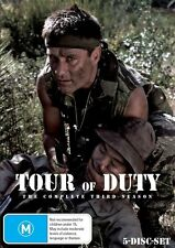 TOUR OF DUTY THE COMPLETE THIRD SEASON - FREE LOCAL POST