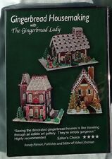 Gingerbread Housemaking with The Gingerbread Lady - Patti Hudson DVD