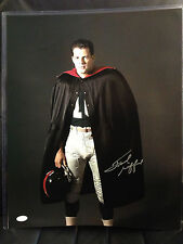 FRANK GIFFORD Autograph Auto Signed 16x20 Photo Picture New York Giants JSA SI