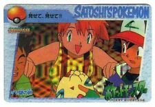POKEMON BANDAI 1995 POCKET MONSTERS HOLO N° 66 SATOSHI's TOGEPI