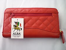 Alba women's wallet - Red - NEW!!
