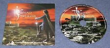 2001 METAL ~ HUMAN FORTRESS ~ Lord of Earth ~ RARE PROMO ~ PROMOTIONAL CD