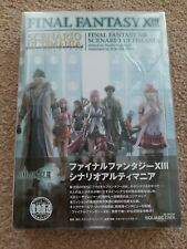 Final Fantasy XIII 13 Scenario Ultimania - Japanese Import