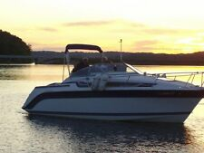 1989 Carver Montego 2357 Cabin Cruiser with Eagle Trailer