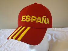 4402cea9e56 SPAIN OFFICIAL LICENSED 2016 17 LEGACY CAP ADULTS MEDIUM NEW