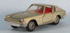 SOLIDO 1967 Maserati Mistral 3.5 HF (Silver)1/43 Scale Diecast Model ULTRA-RARE!