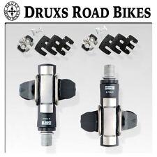 Componentes y piezas negras universal Look para bicicletas