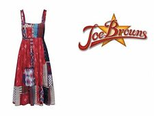 Women's Joe Brown Beach Beauty Dress Multi Size 10
