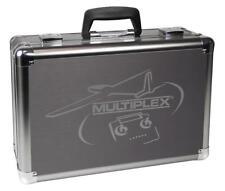 Koffer für Fernsteuerungen - Senderkoffer Alu für fast alle Hand- und Pultsender