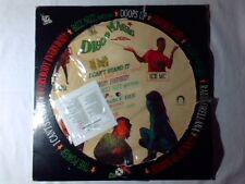 LP PICTURE DISC DISCOMAGIC COMPILATION DOUBLE DEE BLACK BOX NOVECENTO TONY SCOTT