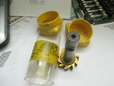 """Aber curved tooth milling cutter 1 1/4"""" diameter x 5/16"""" #Kr-42 wooddruff"""