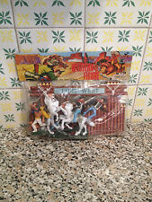 BUSTA SIGILLATA (SEALED) SOLDATINI (TOY SOLDIERS) SWOPPET FORT WEST TIPO TIMPO