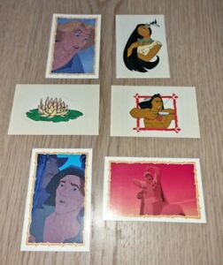 PANINI DISNEY POCAHONTAS STICKER. Pick 1 from listed.