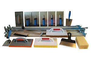 Profi Fliesenschneider 1000 mm +Extra grosses Werkzeugset Fliesenlegerwerkzeuge