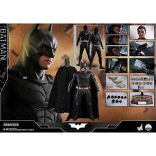 Batman Begins Christian Bale Quarter Scale 1/4 Action Figure Hot Toys Sideshow