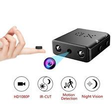 Hidden 1080p Camera HD Outdoor Surveillance Office Motion Detection Mini IR-CUT