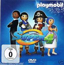 Playmobil Promotion DVD Super 4 Disney Channel une Pirate Ruby Neuf Inutilisé