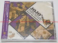 New JOJO'S BIZARRE ADVENTURE Stardust Crusaders O.S.T Destination Soundtrack CD
