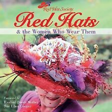 How to Make Red Hats for the Women Who Wear Them Multiple Patterns Designs ideas