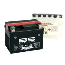 BATTERIA BS 12V 4Ah BTX5L-BS =YUASA YTX5 BS MINI QUAD ATV Pit Bike 50 90 110 125