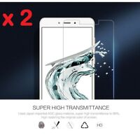 2PCS Premium Screen Protector Real Protective Tempered glass Film 	For Xiaomi
