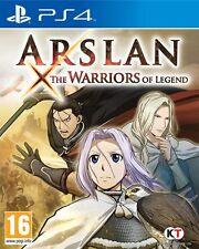 Arslan the Warriors of Legend Jeu Ps4 Koch Media