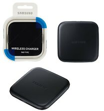 Genuine Samsung Galaxy s7 EDGE s7 Pad ricarica senza fili Caricabatterie Piastra Nero