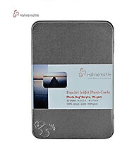 "Hahnemühle Photo Rag Baryta FineArt Photo Cards 4 x 6"", 30 Cards"