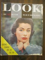 Look Magazine August 21, 1956 Why Stalin had to Die, Ballad of Harry Belafonte