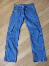mens levi 501 jeans - size 32/32 good condition