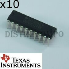 74HCT244 = SN74HCT244N Octal bus buffer DIP-20 Texas RoHS (lot de 10)