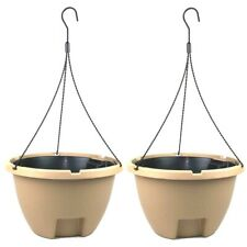 The Weekender Hanging Plant Container Sand (2-Pack)