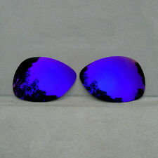 Purple Mirrored Replacement Lenses for-Oakley Crosshair 2012 Polarized