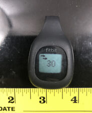 Fitbit Zip Wireless Activity Tracker with Black Silicone Clip GUC