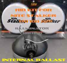 55w AC HID Kit for Nite Stalker 170 180 225 Lights Fits Internally H1 Fast Start
