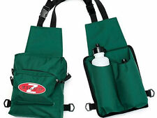 Zilco Horse Riding Double Drink Bottle Saddle Bag