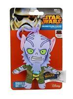 Star Wars Rebels Zeb Orrelios Mini Talking Plush Clip-On Figur